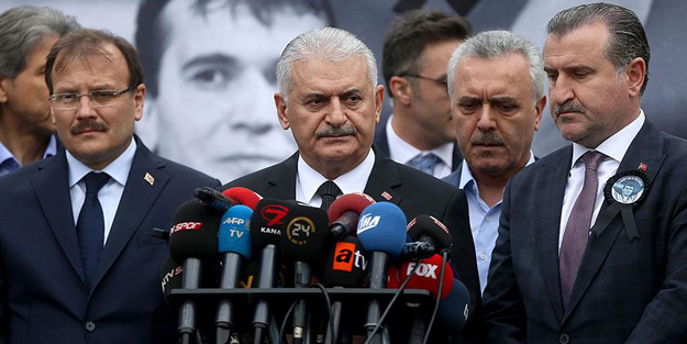 Başbakan'dan Kılıçdaroğlu'na: Yarım saat sonra göreceksin...