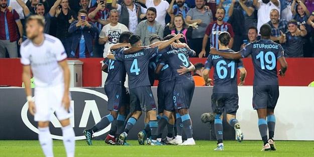 Basel Trabzonspor maçı muhtemel 11'leri