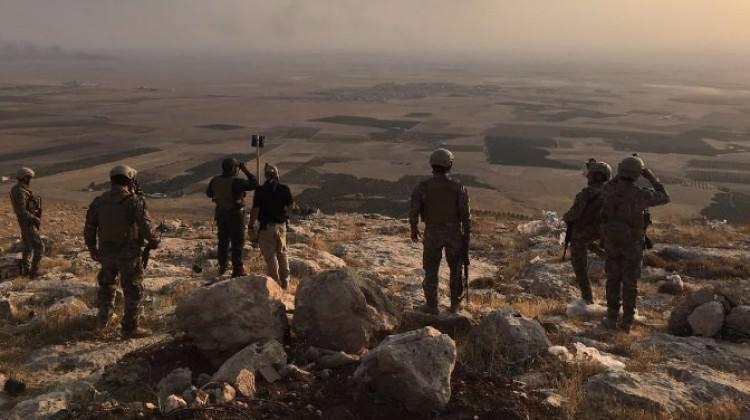 Başika'daki Türk askeri ilk kez görüntülendi