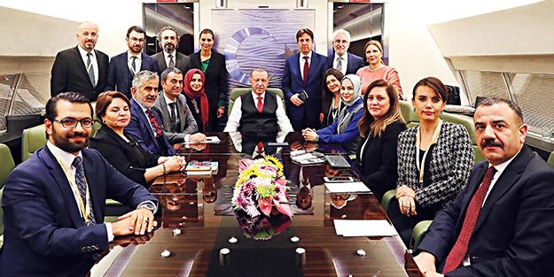 Başkan açık açık konuştu: Batı elini çekmezse Suriye'den çıkmayız
