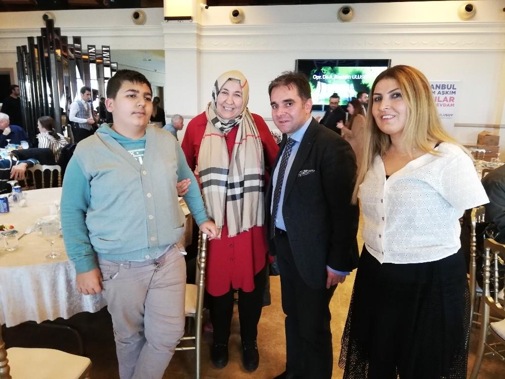 Başkan Adayı Ulusoy engelli vatandaşlarla buluştu