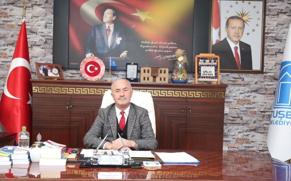Başkan Akman'dan '10 Ocak Çalışan Gazeteciler Günü' mesajı