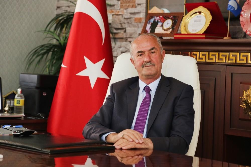 Başkan Akman'dan Regaip Kandili mesajı
