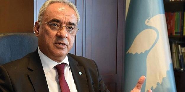 Başkan Aksakal, CHP'deki tartışmaları değerlendirdi