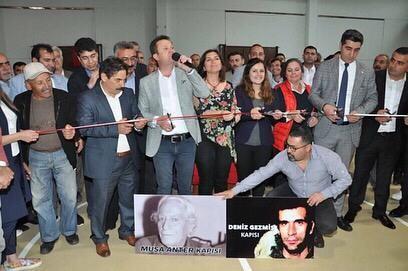 Başkan Aksoy, Gölpark Asarlık kapısını açtı