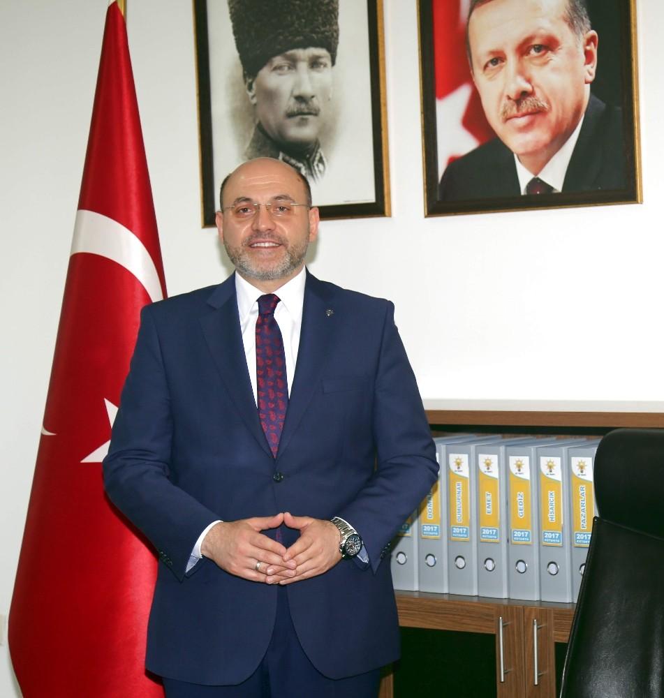 Başkan Ali Çetinbaş: Bayramlar; dargınların barışarak hasretle kucaklaştığı istisnai günlerdir