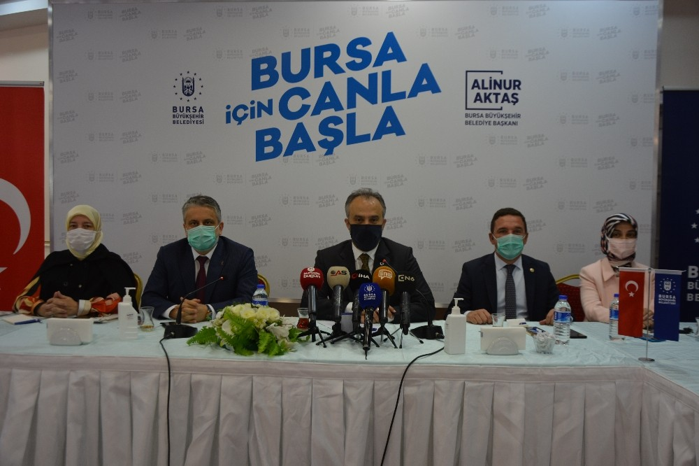Başkan Alinur Aktaş, tarih verip açıkladı