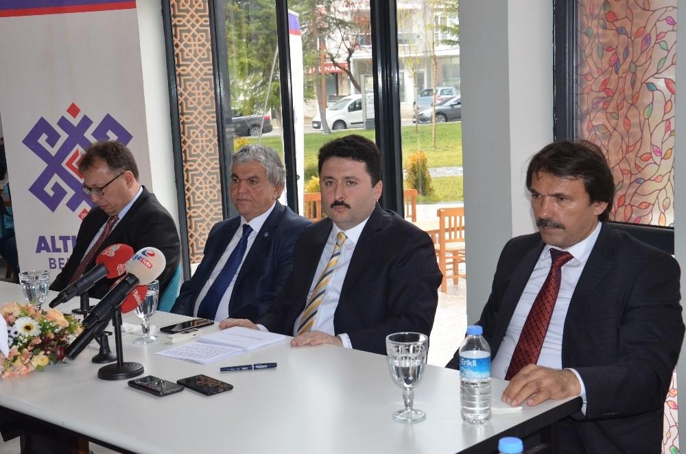Başkan Avcı projelerini anlattı