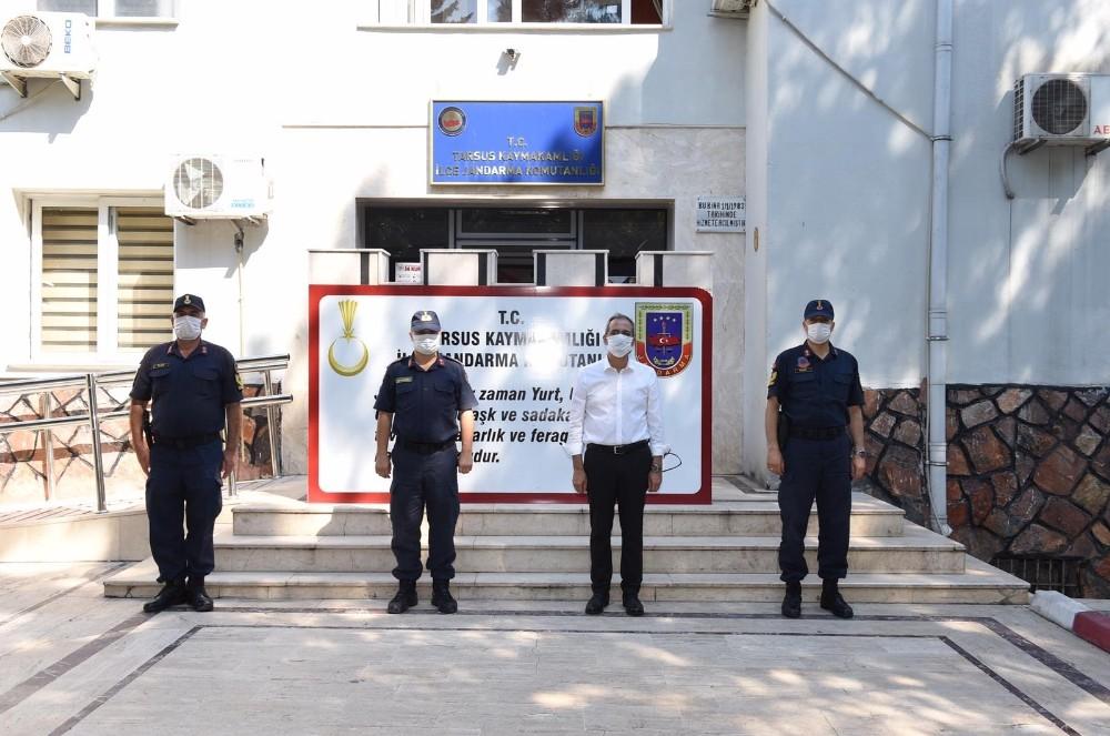Başkan Bozdoğan'dan Jandarma Teşkilatına kutlama