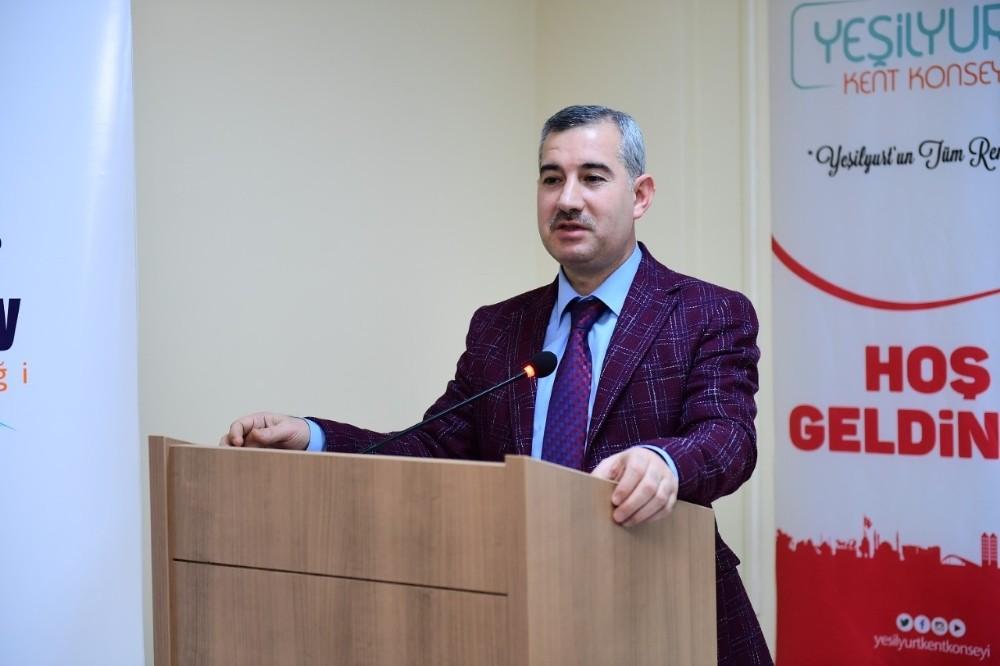 Başkan Çınar prensipli çalışmanın önemini anlattı