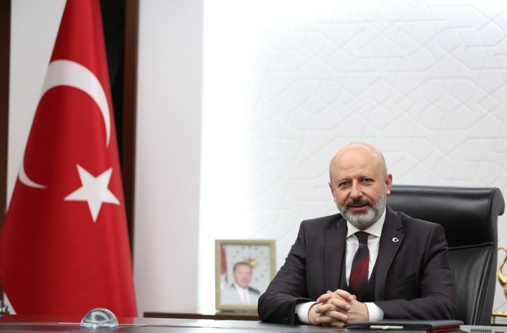 """Başkan Çolakbayrakdar: """"Türk Milleti tarihi destanlarla dolu bir millettir."""""""