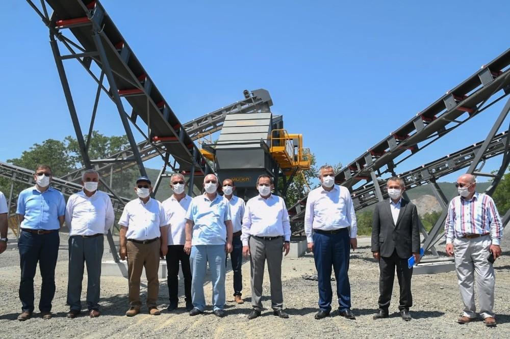 """Başkan Demir: """"Hedefimiz alt yapıyı tamamen bitirmek"""""""