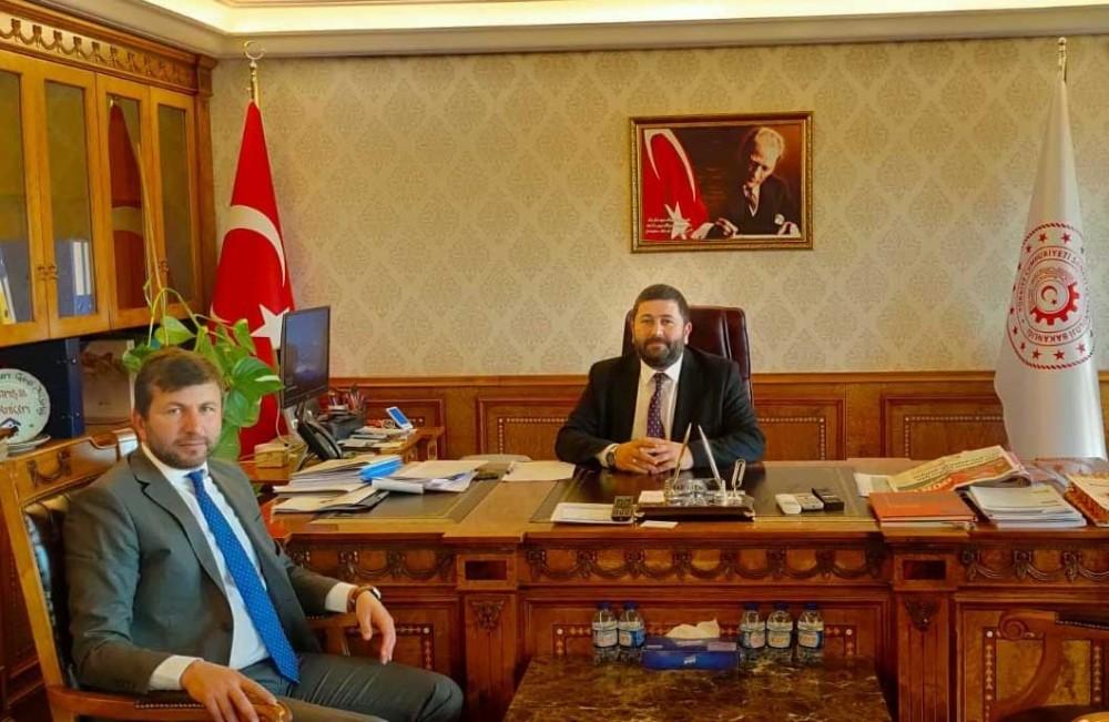 Başkan Demirci: