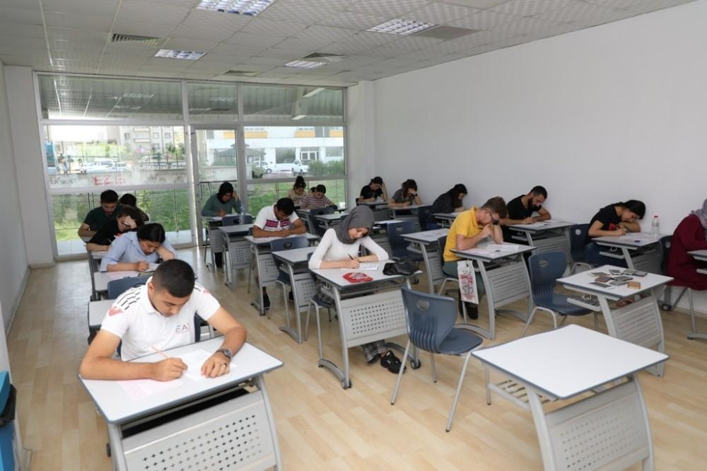 """Başkan Dr. Mustafa Palancıoğlu: """"Gerçeği aratmayan YKS sınav tatbikatı yapıldı"""""""