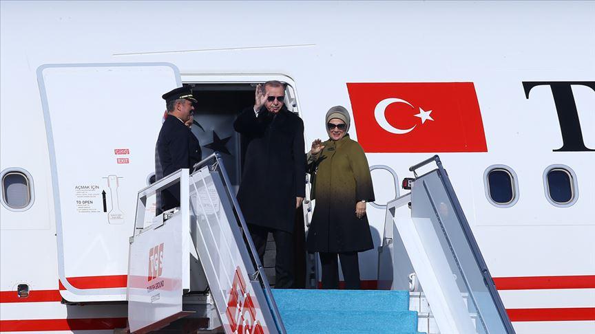 Başkan Erdoğan, 150. resmi yurt dışı ziyaretini Almanya'ya yapacak