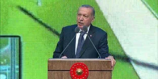 Başkan Erdoğan: 400 projenin 48'i savunma sanayiine ait