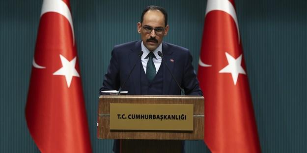 Başkan Erdoğan 65 yaş üstü için talimat verdi! İbrahim Kalın canlı yayında tarihi açıkladı