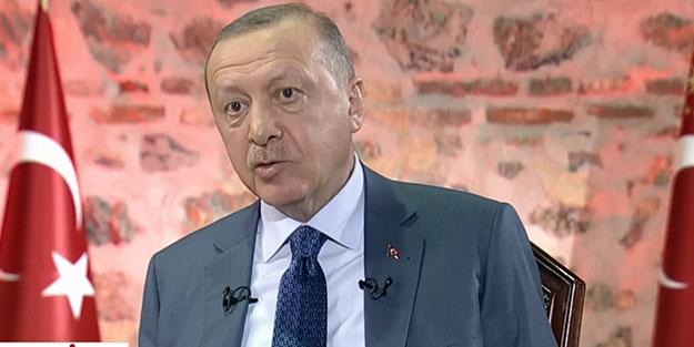 Başkan Erdoğan: ABD o ismi bize vermeli