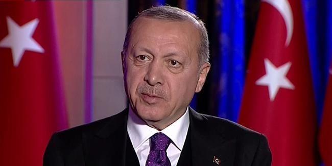 Başkan Erdoğan: ABD'nin PYD/YPG terör örgütüyle olan ilişkisine son vermesi şart