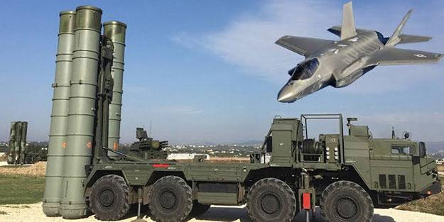 Başkan Erdoğan açıkladı! F-35 ve S-400'de son durum