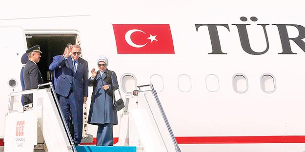 Başkan Erdoğan: Asıl sorun Fırat'ın doğusunda