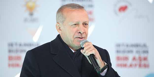 Başkan Erdoğan: Bunun bedelini ağır ödeyeceksin