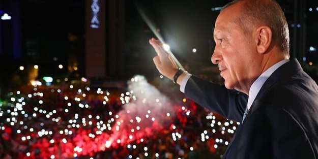 Başkan Erdoğan dünyada zirvede!