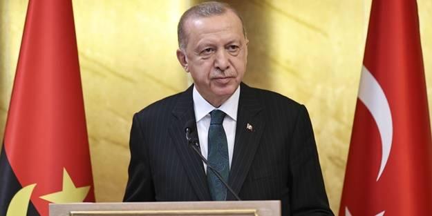 Başkan Erdoğan: Dünyanın bir numarası haline getireceğiz