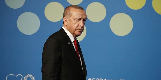 Başkan Erdoğan Gine Cumhurbaşkanı ile görüşecek