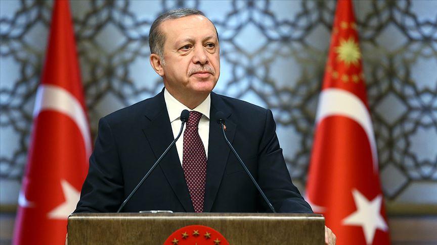 Başkan Erdoğan Hakkari'deki askerlerin yeni yılını kutladı