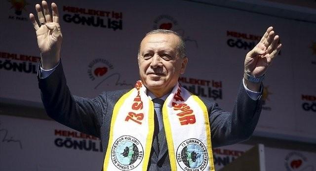 Başkan Erdoğan: Her türlü ayrımcılık ve bölücülük ayaklarımızın altındadır