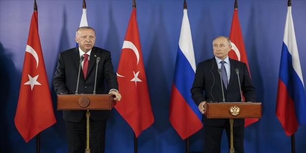 Başkan Erdoğan ile Rusya Lideri Putin İdlib görüşmesi ne zaman bitecek?