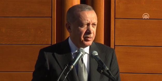Başkan Erdoğan Köln'de canlı yayında konuştu: Mesut Özil olayını hazmedemedim