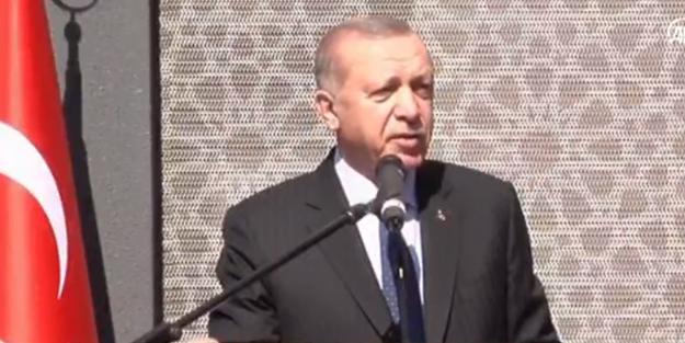 Başkan Erdoğan: Dünyanın en büyük 6'ncı diplomatik ağına sahibiz!