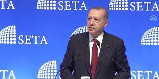 Başkan Erdoğan konuşuyor! - CANLI