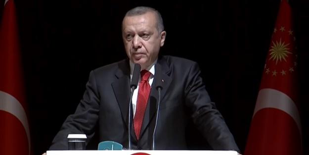 Başkan Erdoğan: Türk ordusu sadece kendisi için değil, mazlumlar için de güçlü olmak zorunda