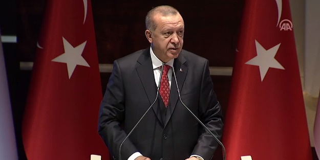 CUMHURBAŞKANI ERDOĞAN'DAN AVRUPA MEDYASINA TEPKİ!