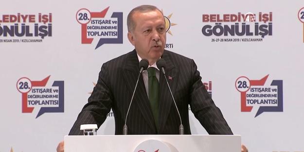Başkan Erdoğan: İstanbul ve Ankara'da seçimi kazandık