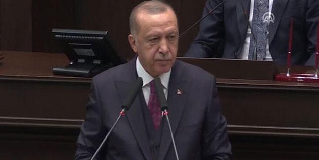 Başkan Erdoğan'dan güvenli bölge mesajı: Gerekirse sınırlarımızı genişletiriz