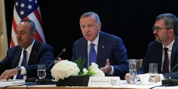 Başkan Erdoğan kritik toplantıya katıldı