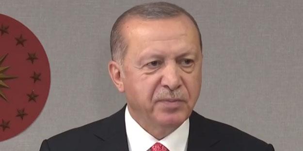 Başkan Erdoğan müjdeyi verdi: Ödemeleri öne çektik