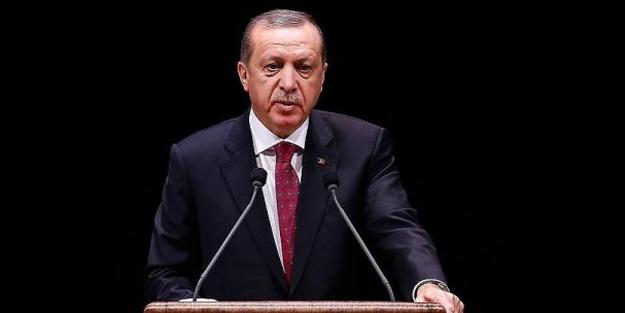 BAŞKAN ERDOĞAN NET KONUŞTU! 'İZİN VERMEYECEĞİZ'