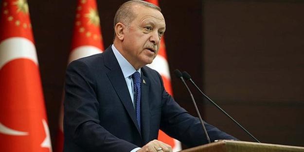 Başkan Erdoğan 'Örnek olmalı' diyerek o şehri işaret etti