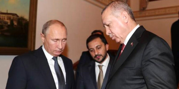 Başkan Erdoğan, Putin'e kitap hediye etti! İşte o kitap