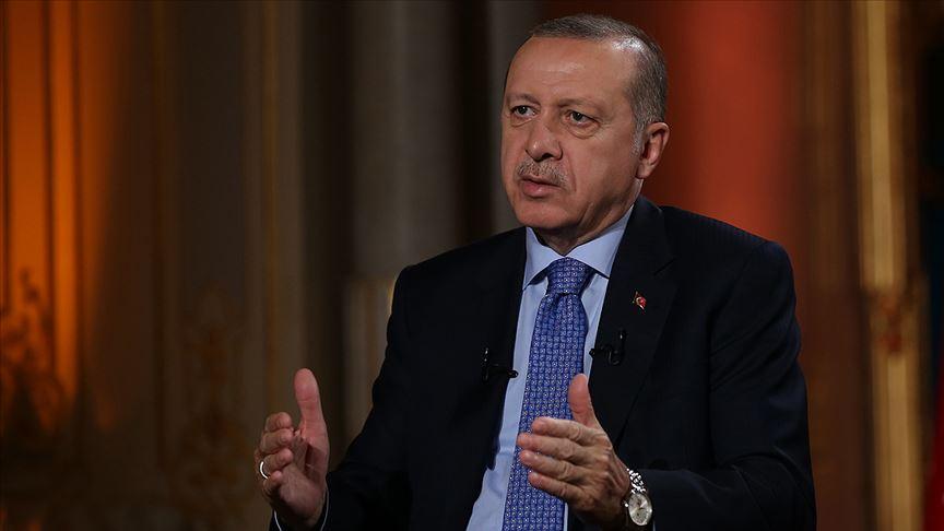 Başkan Erdoğan: S-400 olayı Türkiye-Amerika ilişkilerini kesinlikle bozmamalı
