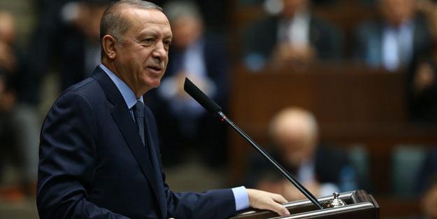 Başkan Erdoğan: Sırtını terör örgütlerine dayayanlarla siyaset olmaz