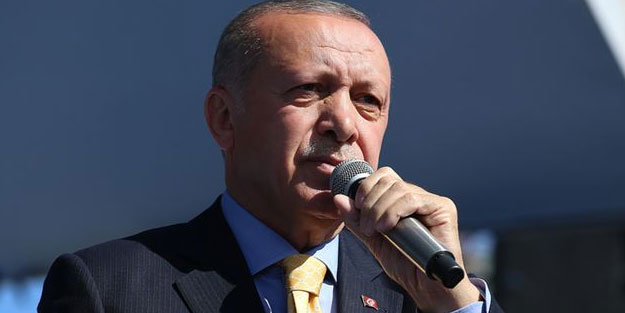 Başkan Erdoğan Van'da halka sesleniyor - CANLI