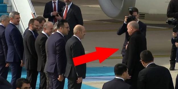 Başkan Erdoğan vatandaşlara verdiği tavsiyeyi uygulamaya başladı