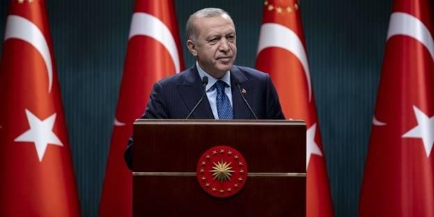 Başkan Erdoğan açılışını yapacak