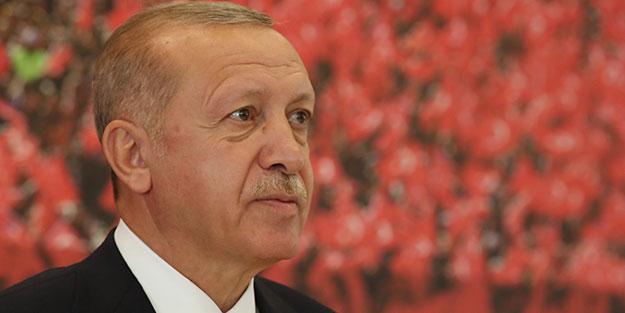 Başkan Erdoğan'dan Ahmet Davutoğlu'na ağır gönderme